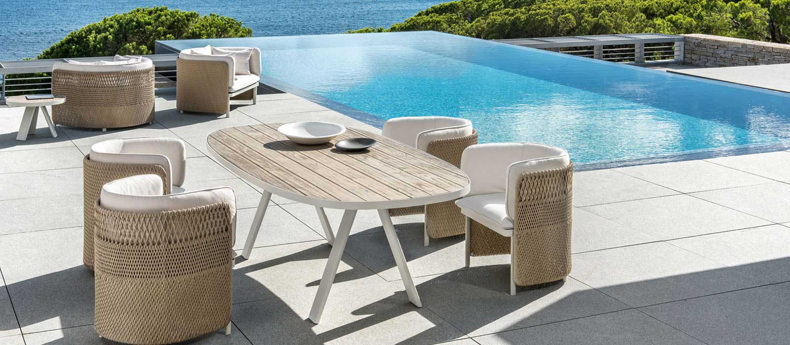 Poolside Furniture Manufacturers in Loni