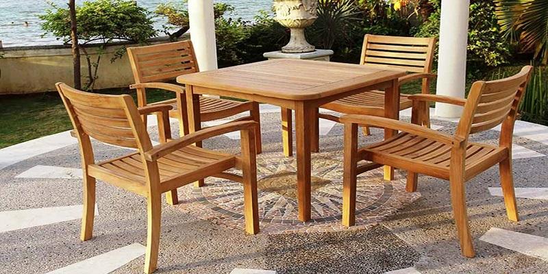 3 Ultimate Advantages of Aluminium Outdoor Furniture