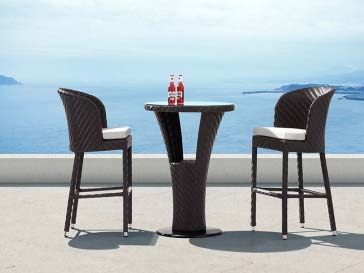Outdoor Bar Sets Manufacturers & Suppliers in Ghaziabad