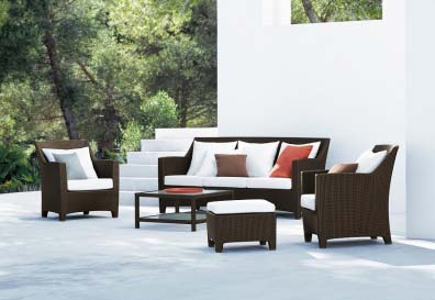 Outdoor Sofa Sets Manufacturers & Suppliers in Noida