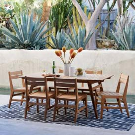 Outdoor Teak Furniture Manufacturers & Suppliers in Maharashtra