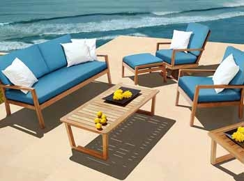 Outdoor Teak Furniture Manufacturers & Suppliers in Rajkot