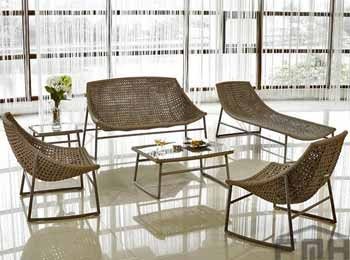 Outdoor Luxury Furniture Manufacturer and Supplier in Delhi